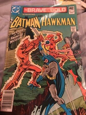 The Brave and the Bold Starring Batman And Hawkman #164 (Jul 1980, DC)