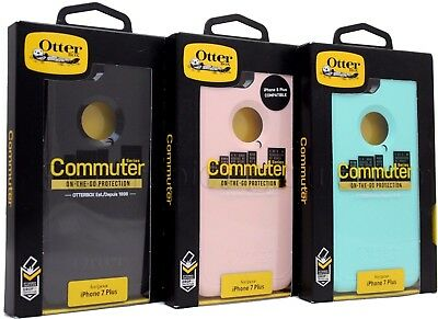 New OtterBox Commuter Series Case for Apple iPhone 8 Plus/7 Plus - Authentic!