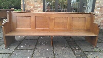 Church pew 7foot 7inches long