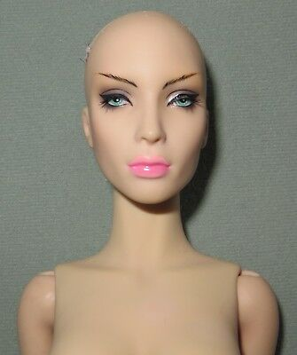 Sybarite Peonie Rebel Princess Gen X vinyl NUDE and DE-WIGGED doll only