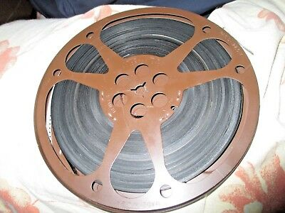 Vintage 8mm Home Movie Film Reel, Downtown Sparta, Family Life, Holidays Etc.