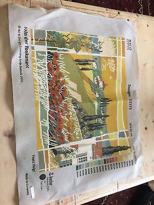 Bulk lot of 10 tapestry canvases