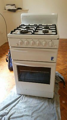 Westinghouse Fan Forced Gas Upright Cooker with griller