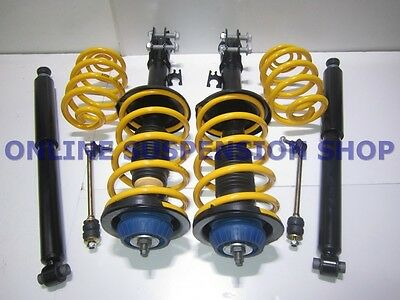 Commodore VZ Sedan KING Spring FORMULA Ready Strut Std Height Suspension Package