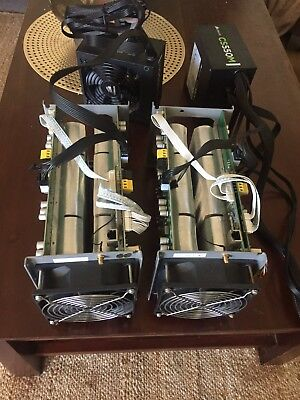 bitcoin miner - Two Antminer S1s And Psus