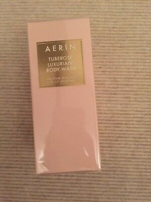 AERIN Tuberose Luxuriant Body Wash, 225ml New In Box - Sealed, $95