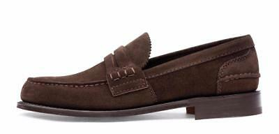 Church - Pembrey Suede Loafer - Size 9G UK wide fit