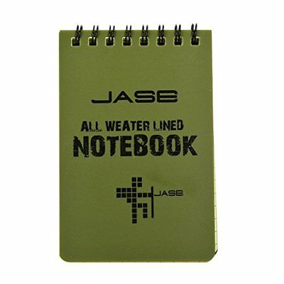 2PCS Waterproof All Weather Notepad