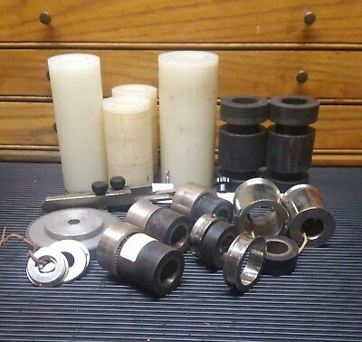 Randall R75 Belt Combiner Extra Attachments & Rolls for Leather Belts