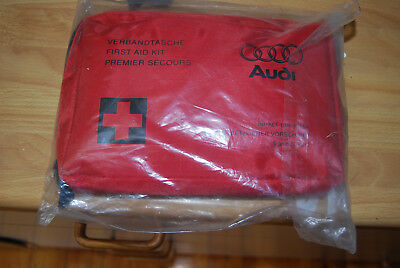 Genuine new Audi / VW First Aid Kit unopened 4EO 860 282 A