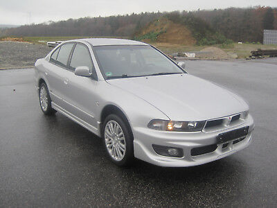 Mitsubishi Galant EAO Avance V6 , Silber, Guter Zustand 76000km,Galant Avance