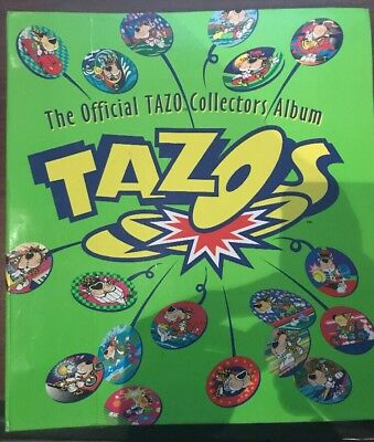 Collection Of Over 100 Tazos