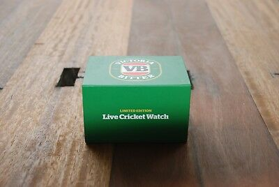 VB Limited Edition Live Cricket Watch
