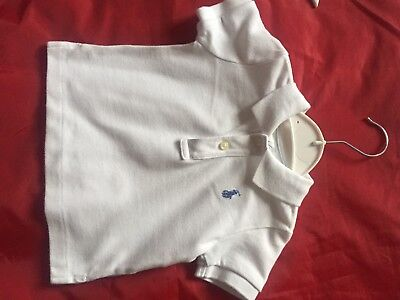 Ralph Lauren Baby Boy Polo Shirt 6 Months