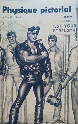 Physique Pictorial Volume 10 Number 4 Tom of Finland
