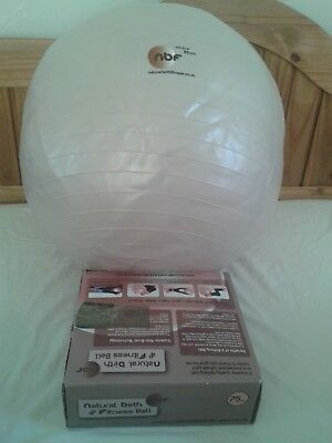 Natural Birth & Fitness 65cm Birthing Ball
