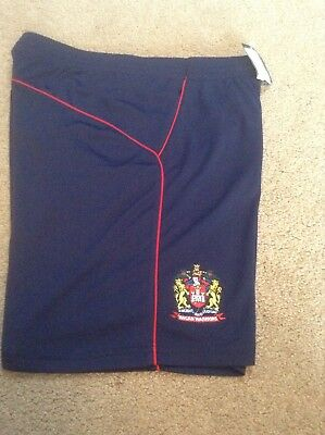 wigan rugby shorts
