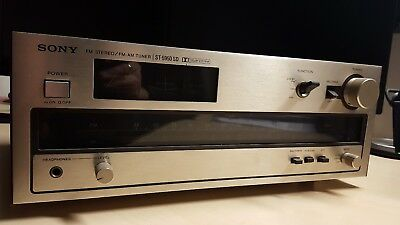 Sony ST-5950 SD, High-End-Tuner