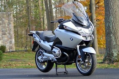 2008 BMW R-Series  2008 BMW R1200RT - No Reserve - FREE SHIPPING