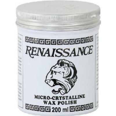 Renaissance Wax - Micro-Crystalline Wax Polish - 200ml (7oz) Can NEW