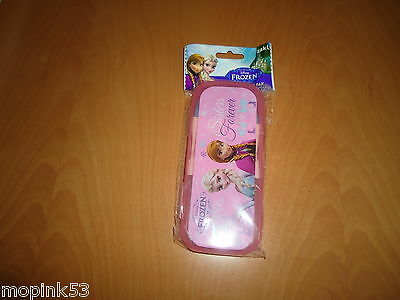 disney frozen   reusable  Cutlery Set with travel case new in sealed pack