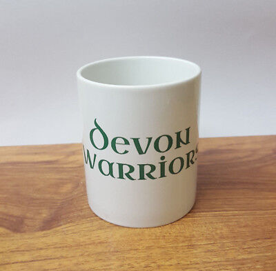 Devon Warriors  coffee tea mug new!