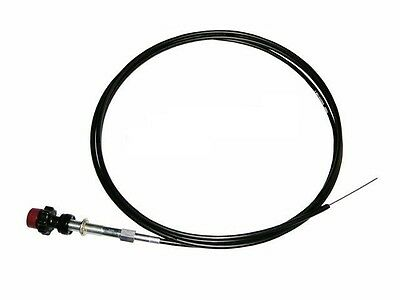 Throttle Cable Buyers 6', VCGTX06  , Wrecker, Tow Truck, Rotator, Rollback