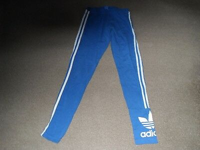 Ladies Adidas 3 Stripe  Leggings/bottoms Size 8