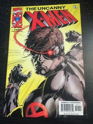 Uncanny X-men#391 Incredible Condition 9.0(2001) Larroca Art!!