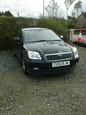 Toyota Avensis for Spares or Repair