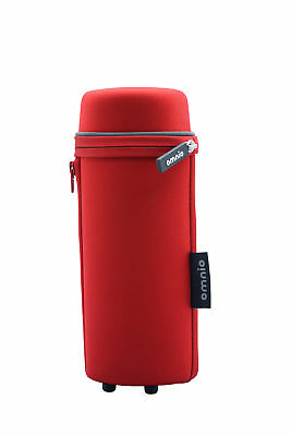 Omnio Insulated Bottle Bag - Red