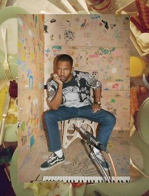 i-D iD Magazine Winter 2017 - Frank Ocean (Cover 2)