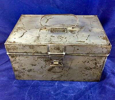 Antique Wig Box By W Clarkson Wig Maker London