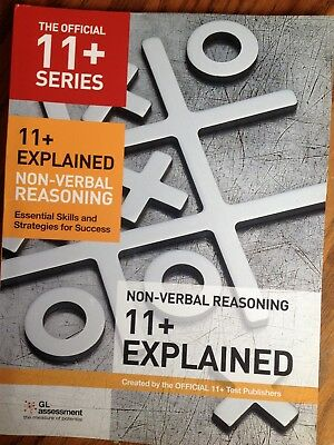 Non Verbal Reasoning 11+ Explained. GL Assessment.