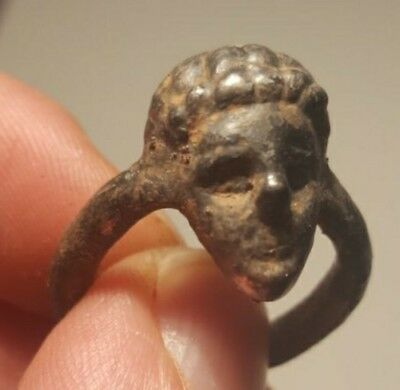 Roman Silver Ancient Ring