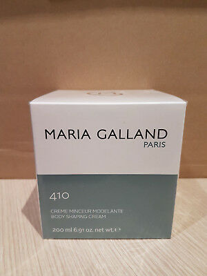 Maria Galland Crème Minceur Modelante 410 200 ml Body Shaping Cream