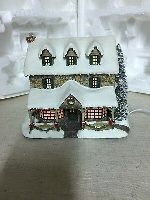 Hawthorne Village Kinkade From The Heart Gifts.