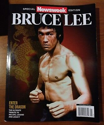 Newsweek Bruce Lee Special Collector's Edition Magazine