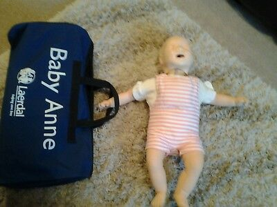 Laerdal Little Anne Baby CPR Training Manikin