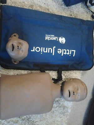 Laerdal Little Junior Resuscitation Single Manikin Dark Skin