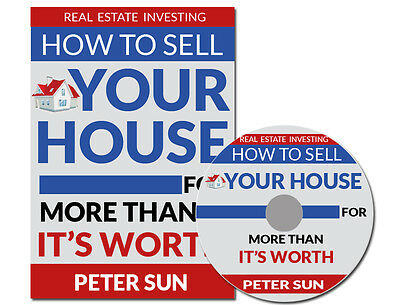 How To Sell Your House For More Than It's Worth (Online Program)