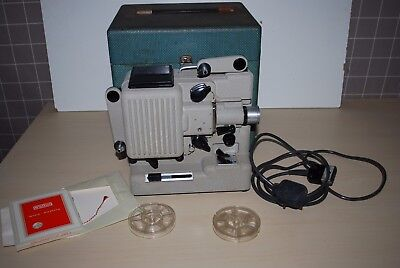 Eumig P8 Novo Automatic 8mm Cine Projector, Fantastic Condition With Box