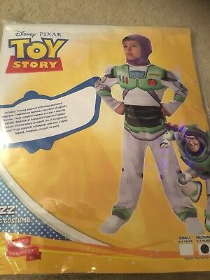 Buzz Light year Costume Aged 5-6