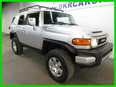 2007 Toyota FJ Cruiser 4x4 Off Road Package 2007 FJ Cruiser 4x4 V6 Automatic Off Road Package