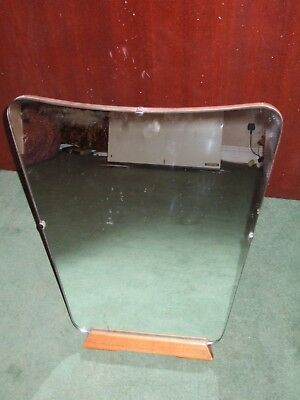 Vintage G Plan mid century teak free standing mirror for dressing table
