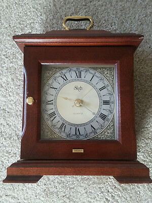 Sligh Clock Model 531-1-CM - Bellsouth Quartz Mantle Shelf Antique Vintage Rare
