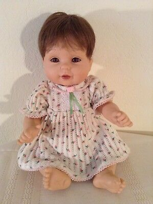 """Playmates BSB Baby So Beautiful Doll 13"""".  1995"""
