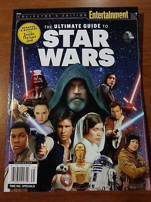 Entertainment Weekly Collector's Edition: The Ultimate Guide to Star Wars