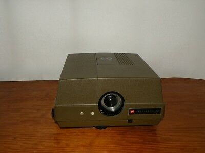 GAF Anscomatic 660 Slide Projector - Works