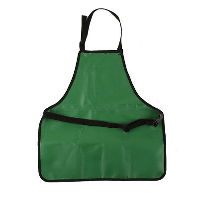 Gardener Storage Apron With/Pockets For Garden Planting Quick-Pick Waterproof